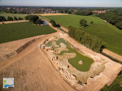 Sekundäraue für die Große Mühlenhase in Quakenbrück