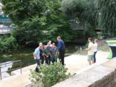Neugestaltung der Haseufer in Osnabrück